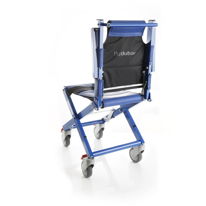 Airchair with airline brand