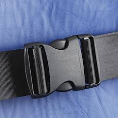 Airchair holding buckle